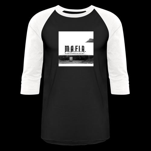 Road to Success(Mafia) - Baseball T-Shirt