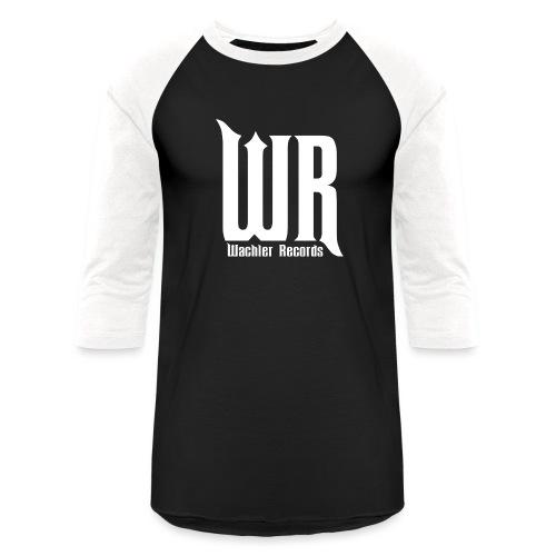Wachler Records Light Logo - Baseball T-Shirt