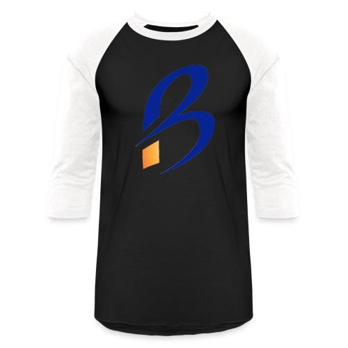 (bradylogo_copy) - Baseball T-Shirt