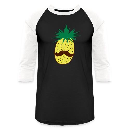 LUPI Pineapple - Unisex Baseball T-Shirt