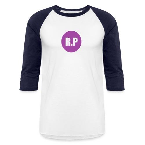 RYLEE 3 png - Unisex Baseball T-Shirt