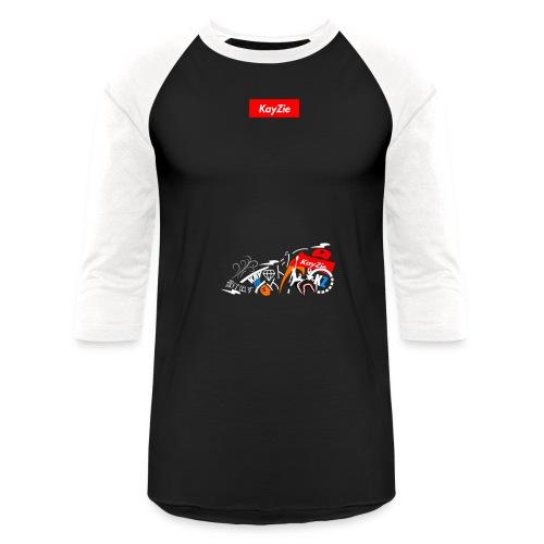 'Supreme KayZie' - Baseball T-Shirt