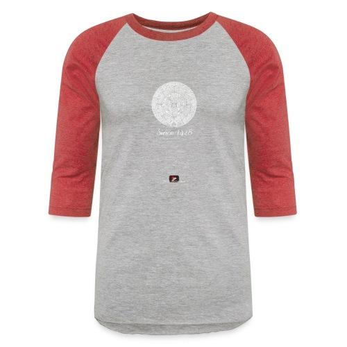 Since 1428 Aztec Design! - Baseball T-Shirt