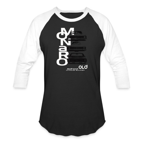 monaro over - Baseball T-Shirt