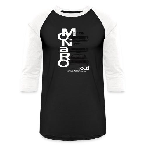 monaro over - Baseball T-Shirt