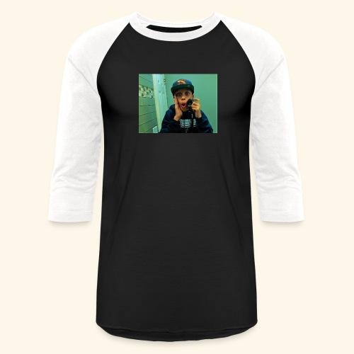 Pj Vlogz Merch - Baseball T-Shirt