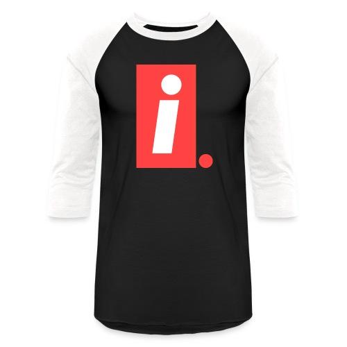 Ideal I logo - Baseball T-Shirt
