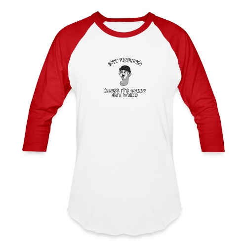 Colon Dwarf - Unisex Baseball T-Shirt