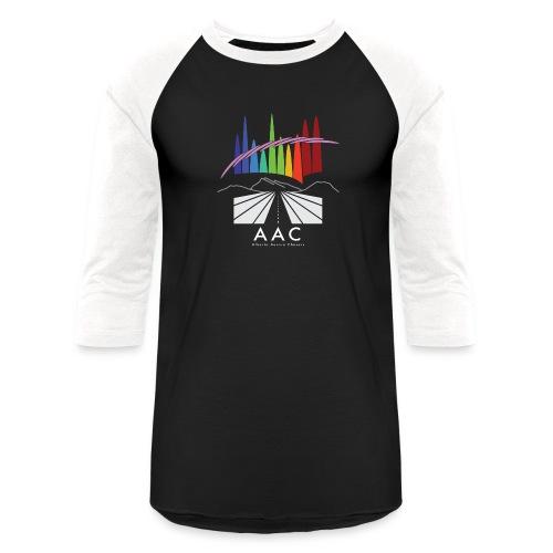 Alberta Aurora Chasers - Men's T-Shirt - Baseball T-Shirt