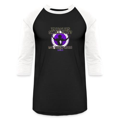 What's Updog? - Unisex Baseball T-Shirt