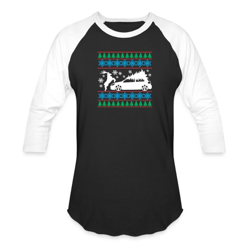 MK6 GTI Ugly Christmas Sweater - Baseball T-Shirt