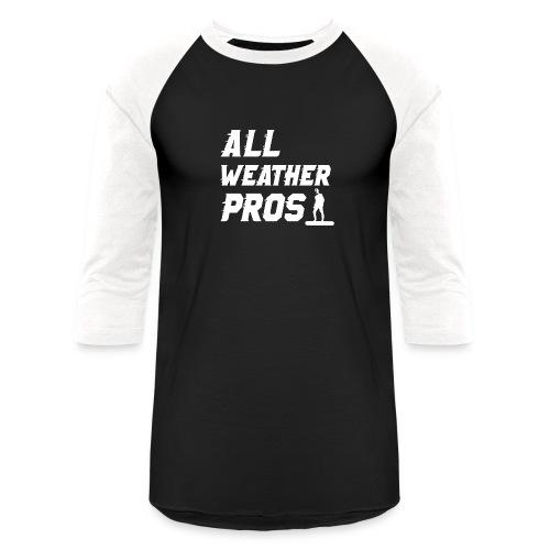 Messenger 841 All Weather Pros Logo T-shirt - Baseball T-Shirt