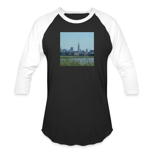 New York - Unisex Baseball T-Shirt