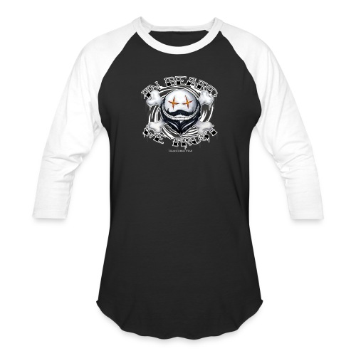 in beard we trust - Baseball T-Shirt