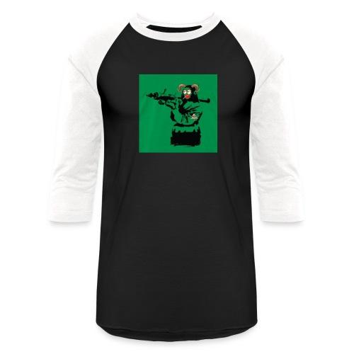 Baskey mona lisa - Baseball T-Shirt