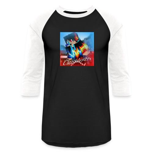 Logo Clezoulou59 2016-2017 - Baseball T-Shirt