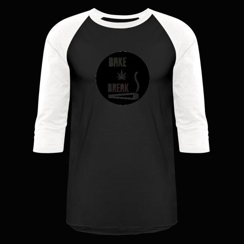 Bake Break Logo Cutout - Baseball T-Shirt