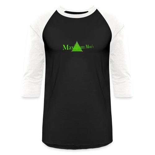 Maximum Moos - Baseball T-Shirt