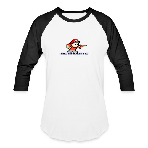 RetroBits Clothing - Baseball T-Shirt