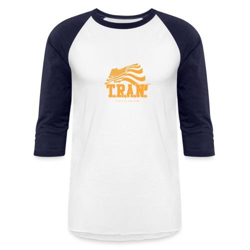 TRAN Gold Club - Baseball T-Shirt