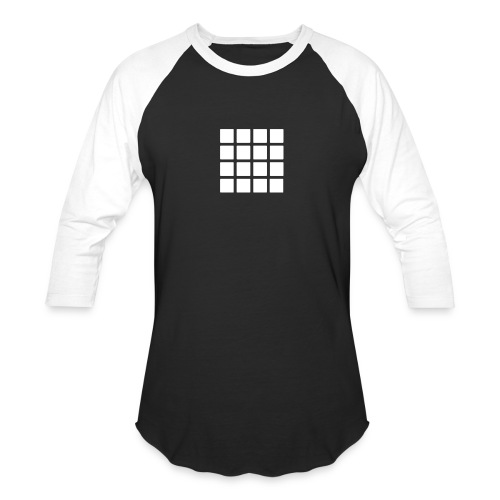 Drum Pads - Unisex Baseball T-Shirt