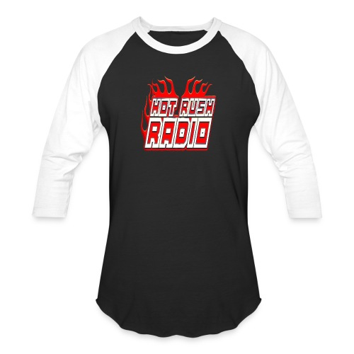 worlds #1 radio station net work - Unisex Baseball T-Shirt