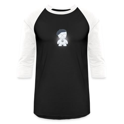 the Intellectual Hippie Men's - Baseball T-Shirt