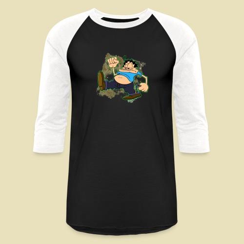 Ongher's UFO Ongher March - Unisex Baseball T-Shirt