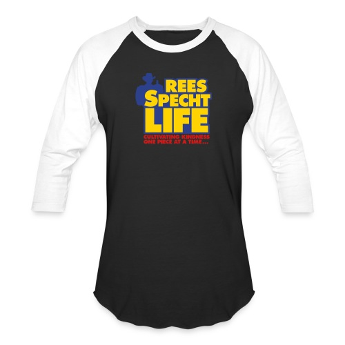 smallvectorsimple - Unisex Baseball T-Shirt