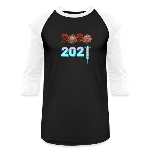 2021: A New Hope - Unisex Baseball T-Shirt