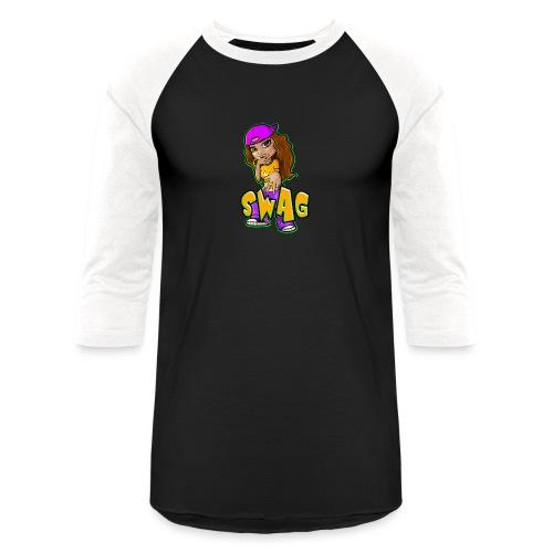Swag - Unisex Baseball T-Shirt