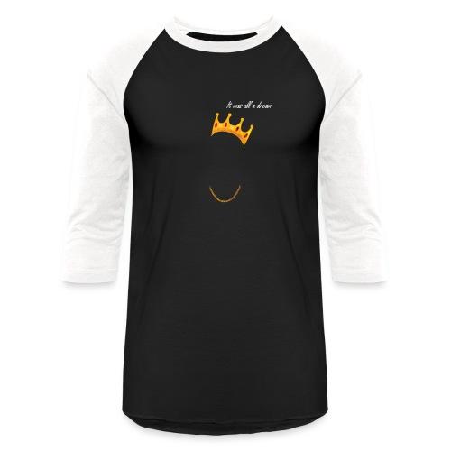 Biggie Iconic Shirt - Baseball T-Shirt