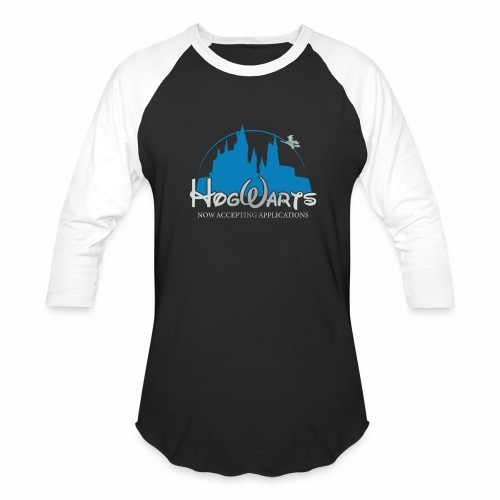 Castle Mashup - Baseball T-Shirt