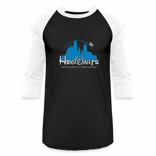 Castle Mashup - Baseball T-Shirt