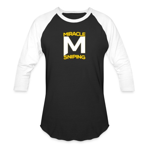 Miracle Sniping - Baseball T-Shirt