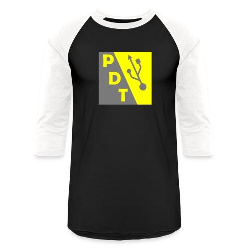 PDT Logo - Baseball T-Shirt