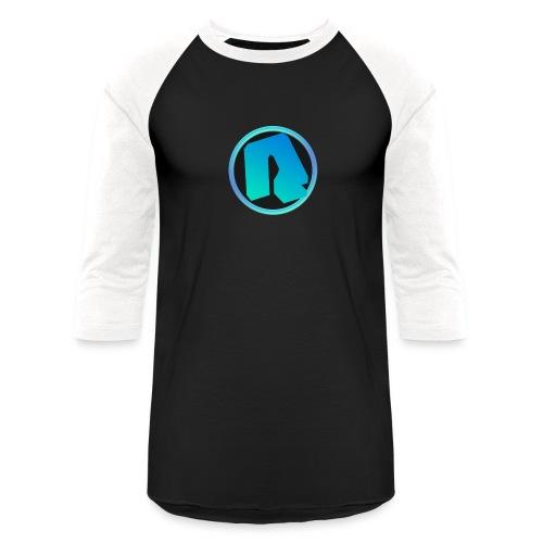 Channel Logo - qppqrently Main Merch - Baseball T-Shirt