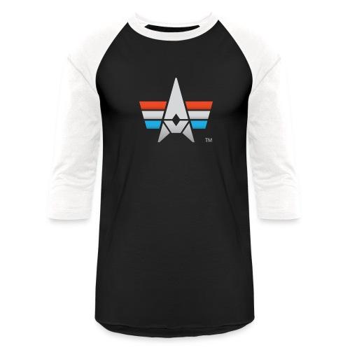 BHK Icon full color stylized TM - Baseball T-Shirt
