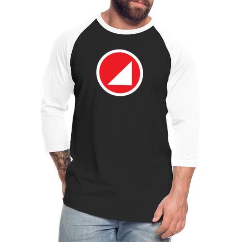 BULGEBULRoundLogo - Unisex Baseball T-Shirt