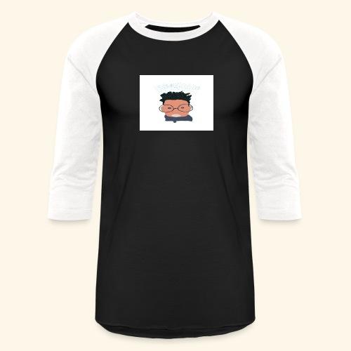weiweigang logo edit - Baseball T-Shirt