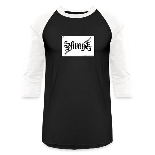 savage - Baseball T-Shirt