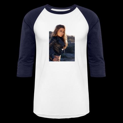 Rebecca Grant tuff and sexy - Unisex Baseball T-Shirt