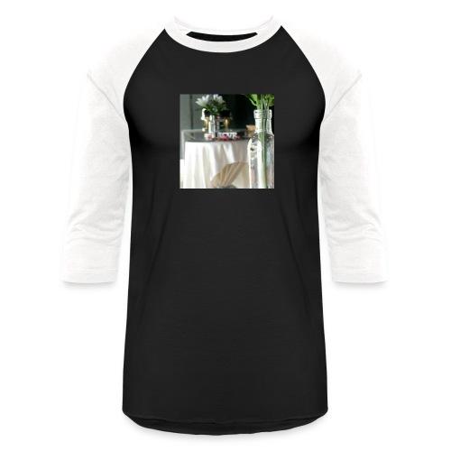 Spread the Love! - Unisex Baseball T-Shirt