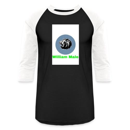William Male - Baseball T-Shirt