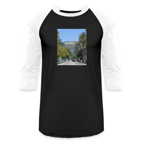 RockoWood Sign - Baseball T-Shirt