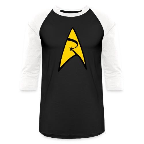 Emblem - Unisex Baseball T-Shirt