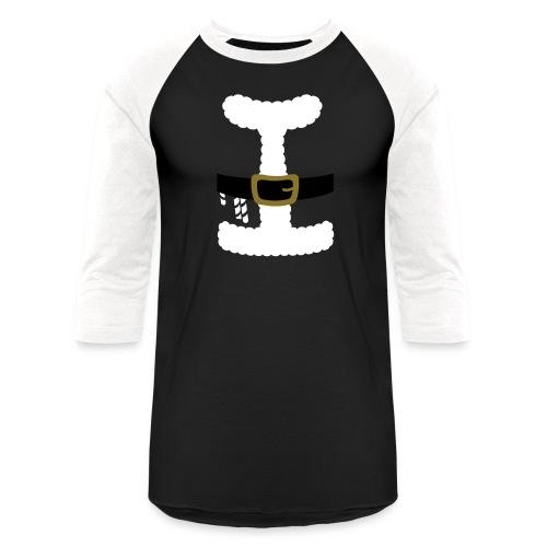 SANTA CLAUS SUIT - Men's Polo Shirt - Unisex Baseball T-Shirt