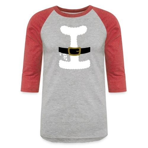 SANTA CLAUS SUIT - Men's Polo Shirt - Baseball T-Shirt