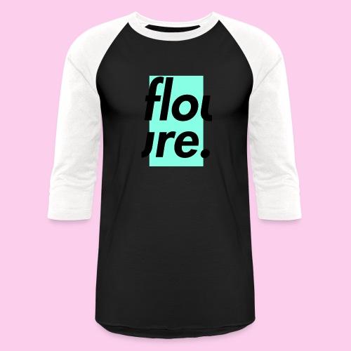 FLOURE CUT 2 PIECES - Baseball T-Shirt
