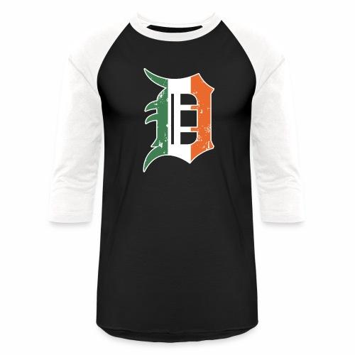 IRISH D - Unisex Baseball T-Shirt